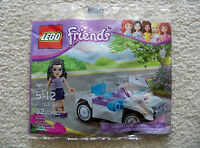 LEGO Friends - Rare - Emma's Car 30103 - New & Sealed