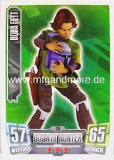 Boba Fett #129 - Force Attax Serie 2