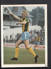 Football Sticker- Panini - Top Sellers 1977 - Card No 341