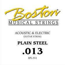 Boston BPL-013 corda singola per chitarra acustica ed elettrica 013