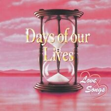 Days of Our Lives: Love Songs by Various Artists (CD, Feb-2005, Varèse Sarabande