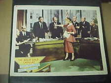 THE SOLID GOLD CADILLAC, orig 1956 LC #5 [Judy Holliday, Paul Douglas]