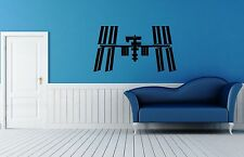 Wall Stickers Vinyl Decal Space Astronomy Natural Satellite ig1645