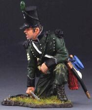 Thomas Gunn Napoleonic British Nap014A 95Th Rifles Sergeant Shouting Hat Mib