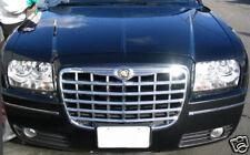 2004-2008 Chrysler 300 Chrome Grille Insert Grill Overlay Imposter GI-21 NEW