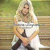 Do You Know by Jessica Simpson (CD, Sep-2008, Epic (USA))