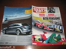 AUTOSPRINT 2006/43 EXTRA=FERNANDO ALONSO CAMPIONE DEL MONDO F1=GP BRASILE=MASSA