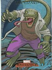 Marvel Masterpieces 2007 Base Card #50 The Lizard