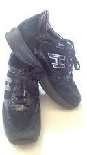 Hogan - scarpe - colore nero - con stringhe - N° 33 - punte strusciate -  USATE