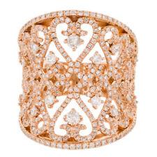 Anillos de joyería con diamantes h