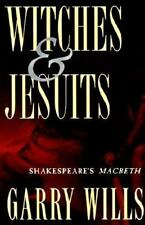 Witches and Jesuits: Shakespeare's Macbeth (Oxford Paperbacks)-ExLibrary