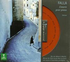 CD NEUF -  DE FALLA - Oeuvre p/piano - Heisser