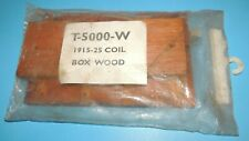 FORD MODEL T A CAR IGNITION COIL BOX REPLACEMENT WOOD  PRE-DRILLED