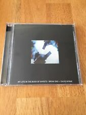 Brian Eno + David Byrne - My Life In The Bush Of Ghosts CD 2006 Remastered