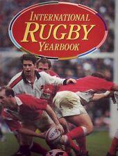 INTERNATIONAL RUGBY YEARBOOK 1994 John Blondin O/S BOOK (pub 1995)