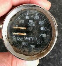 Smith early oil/water gauge original item core unit for reconditioning good face