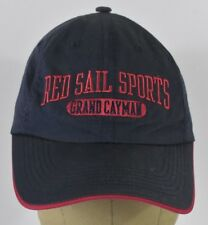 Navy Blue Red Sail Sports Grand Embroidered Baseball Hat Cap Adjustable Strap