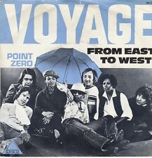45 T  SP VOYAGE *POINT ZERO* & *FROM EAST TO WEST*