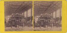 Exposition universelle ? Paris Russie ? Stéréo Stereoview Vintage