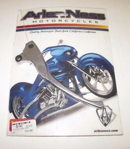 OMP 3D CHROME HAND CONTROL CLUTCH LEVER REPLACEMENT HARLEY ARLEN NESS