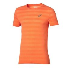Ropa deportiva de hombre camisetas de manga corta (estampada) ASICS