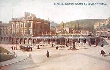 B89286 buxton baths and crescent hotel    uk