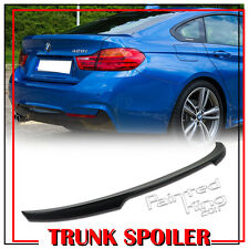 UNPAINTED BMW 4-Series F36 Performance P-Type Gran Coupe Trunk Spoiler Wing