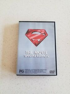 SUPERMAN THE MOVIE SPECIAL EDITION