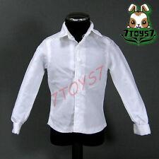 Wild Toys 1/6 Office Classic_ White Shirt _Fashion Now WT031A