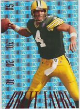 Brett Favre 1995 SkyBox Premium Paydirt Insert Color Red Variation #PD10 RARE