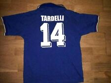 ITALY HOME 1982 world cup Retro Replica TOFFS tardelli of juventus SHIRT Jersey