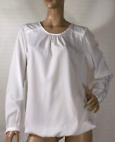 MAMA LICIOUS SIZE L ROSLYN LONG SLEEVE WOVEN TOP BNWT