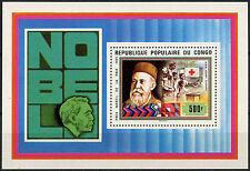 Congo 1978 SG#MS615 Nobel Prize Winners MNH M/S #A93331