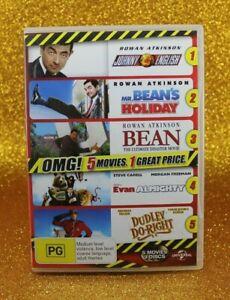 DVDS LOT #1 ~ YOU CHOOSE TITLE ~ REGION 2, 4 ~ GOOD CONDITION ~ VARIOUS GENRES