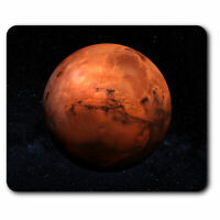 Computer Mouse Mat - Awesome Planet Mars Solar System Office Gift #13144