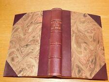 1938 livre ancien LA VIE de JESUS et le Peuple d'Israel François WILLAM JC LIFE