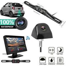 Car Rear View Backup Camera Reverse Parking Waterproof CMOS Night Vision Camera
