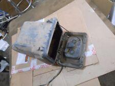 YAMAHA BIG BEAR 350 YFM350 1992 92 rear tool storage box