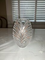 Lalique Charamel Vase