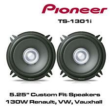 "Pioneer TS-1301i - 13cm 5.25"" Custom Fit Speakers 130W Renault, VW, Vauxhall"