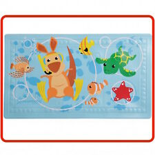 ❤ DREAM BABY Dreambaby Anti-Slip Heat Sensitive Bath Mat Australian Animals ❤