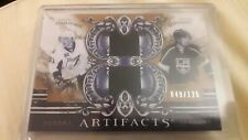 10/11 UD Artifacts Tundra Tandems Jerseys Stamkos/doughty #d /125