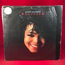 """JANET JACKSON Escapade 1990 UK 12"""" Vinyl Single + ART PRINT EXCELLENT CONDITION"""
