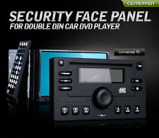 Double DIN Fake Dummy AntiI-Theft Security Fascia Panel DVD CD Radio Player Face