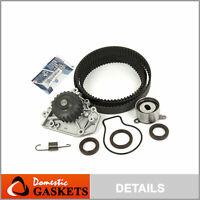 Fits 94-01 Acura Integra GS-R Type-R 1.8L Timing Belt Kit Water Pump B18C1 B18C5