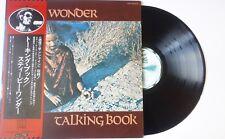 Stevie Wonder – Talking Book / Vinyl LP Motown VIP-6003 Japan 1977 w/OBI