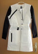 NWT Nike NSW Ventile Wetterfest Mantel Jacke L Colorblock Trench Coat Jacket NEU