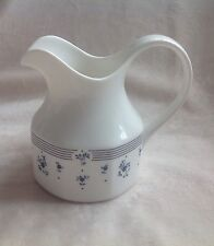 ROYAL DOULTON CALICO BLUE MILK/CREAMER JUG EXCELLENT CONDITION   1ST QUALITY