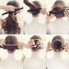 Stylish Women Imitation Pearl DIY Hair Tools Elastic Hairpin Headwear Hairbands