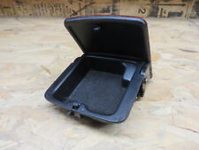 MITSUBISHI DIAMANTE 97 98 99 CONSOLE COMPARTMENT AUTO OPEN OEM # MR16785903 WOOD